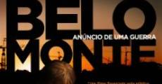 Película Belo Monte: Anúncio de uma guerra