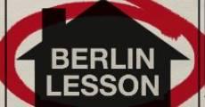Película Berlin Lesson