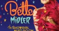 Película Bette Midler: The Showgirl Must Go On
