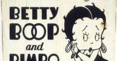 Película Betty Boop: Bimbo's Initiation