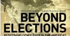 Película Beyond Elections: Redefining Democracy in the Americas
