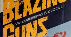 Película Blazing Guns
