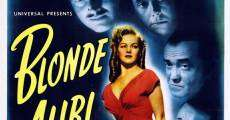 Ver película Blonde Alibi