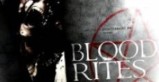 Blood Rites (2012) stream