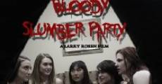 Película Bloody Slumber Party
