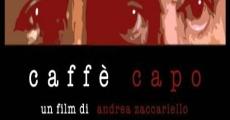 Película Caffè capo