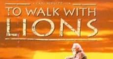 Filme completo Caminhando com Leões