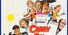 Filme completo Carry On Abroad