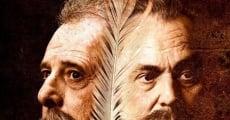 Película Cervantes contra Lope