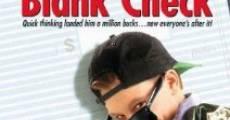 Filme completo Cheque em Branco