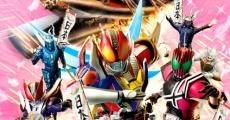 Película Chou Kamen Rider Den-O y Decade - La película - Generaciones NEO: El buque de batalla Onigashima