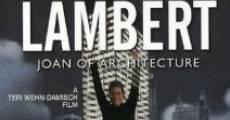 Ver película Citizen Lambert: Joan of Architecture