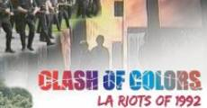 Película Clash of Colors: LA Riots of 1992