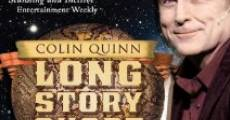 Película Colin Quinn: Long Story Short