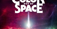 Filme completo Color Out of Space