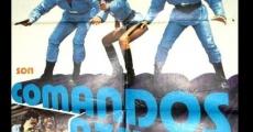Película Comandos azules