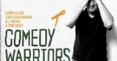Película Comedy Warriors: Healing Through Humor
