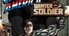 Película Comic Book Origins: Captain America - Winter Soldier