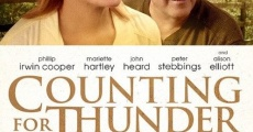 Filme completo Counting for Thunder