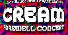 Filme completo Cream's Farewell Concert