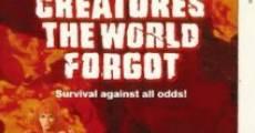 Criaturas olvidadas del mundo