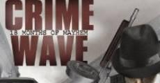 Película Crime Wave: 18 Months of Mayhem