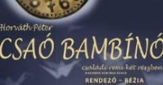 Csaó Bambinó (2013) stream