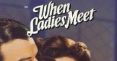 Quando le signore si incontrano