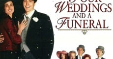 Four Weddings and a Funeral film complet