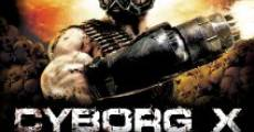 Cyborg X streaming