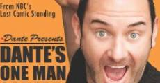 Filme completo Dante's One Man Comedy Hour