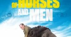 Película De caballos y hombres