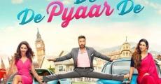 De De Pyaar De (2019) stream