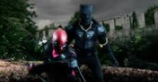DeadPool Black Panther Back in Red & Black (2014)