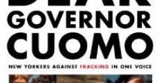 Dear Governor Cuomo (2012) stream