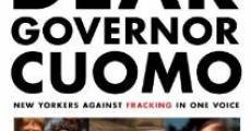 Película Dear Governor Cuomo