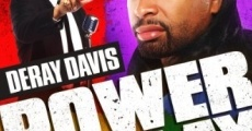 Película DeRay Davis: Power Play