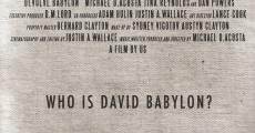 Película Devolve Babylon