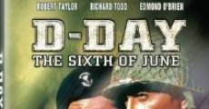 D-Day the Sixth of June film complet