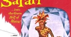 Película Diamond Safari