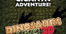 Ver película Dinosaurios Alive 3D