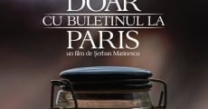 Película Doar cu buletinul la Paris