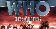 Película Doctor Who: El origen de los Daleks