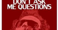 Filme completo Don't Ask Me Questions: The Unsung Life of Graham Parker and the Rumour