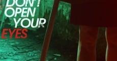 Película Don't Open Your Eyes