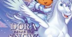 Ver película Dora Saves the Snow Princess