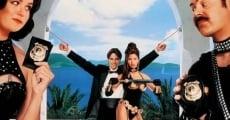 Dos sabuesos en la isla del edén