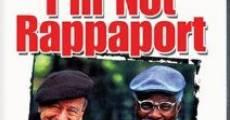 Ich bin nicht Rappaport