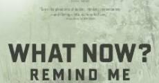 E Agora? Lembra-me (2013) stream