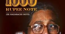 Ver película Ek Hazarachi Note